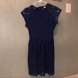 Lace Divided dress from H&M